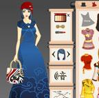 Moderní čínská móda