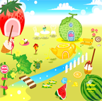 Fruit Fantasy Garden