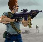 Zombie Invanders 2 (87,724 krát)