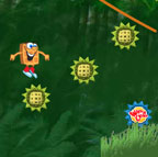 Wafle v džungli